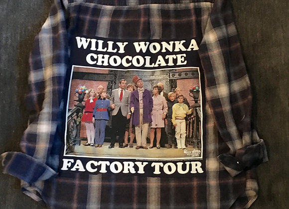 Willy Wonka Chocolate Factory Tour