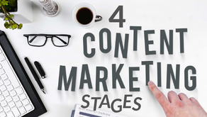 4 Important Stages in Content Marketing Process That You Shouldn't Miss