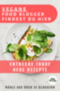 Vegane Food Blogger