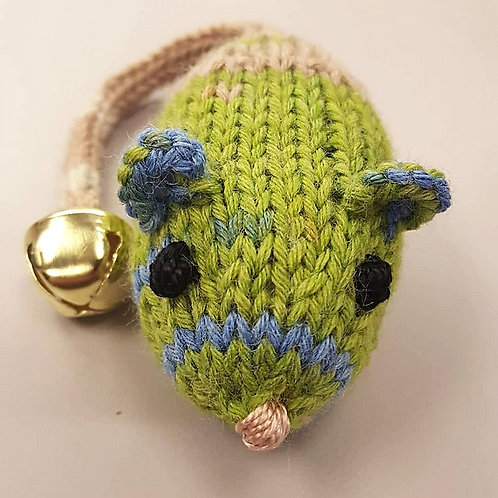 Ralph the Mouse Catnip Toy