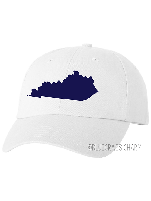 Pigment Washed State Pride Hat