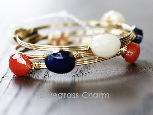 Gameday Stack Bracelets