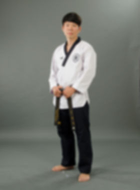Master hyunjae Lee | Lee's White tiger academy