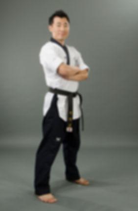 Master Yongsun Lee | Lee's White Tiger Academy