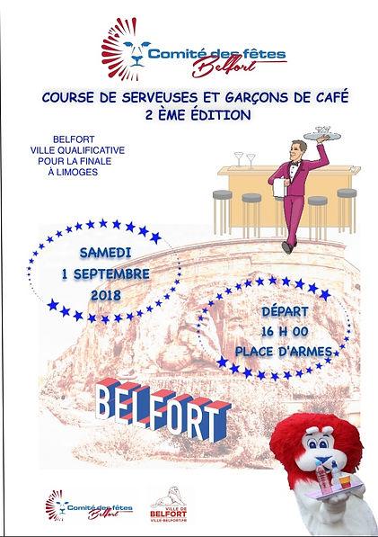 course serveuses garçons cafe cdfbelfort