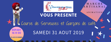 course serveuseset garcons cafe 2019