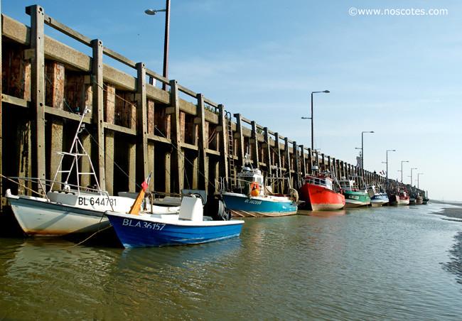 port de plaisance et de pêche
