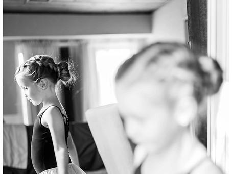 Tiny Ballerina | Like Mother Like Daughter