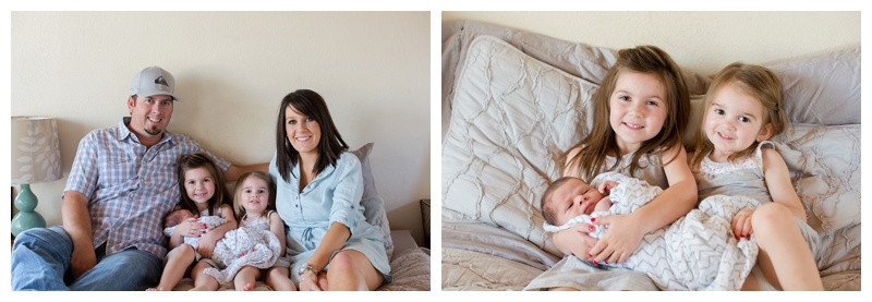 Santa Margarita | Newborn Photography | Family Photography