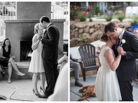 Hannah and Lucas | Atascadero Surprise Wedding