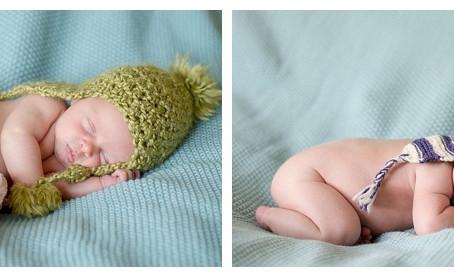 Baby O | Atascadero Newborn Photographer