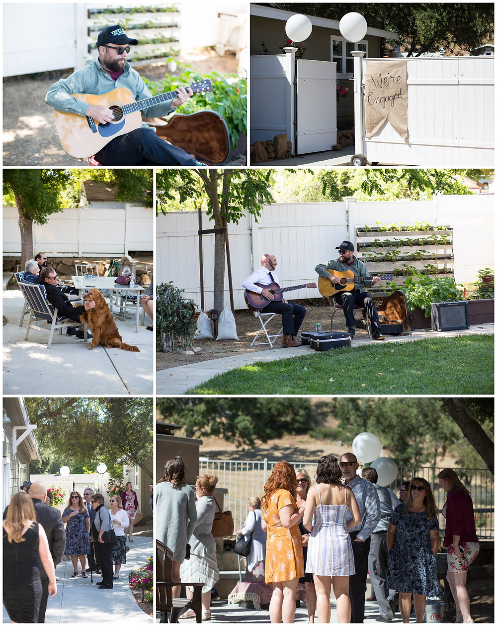 Surprise Wedding | Atascadero Wedding Photographer | Engagement Party