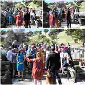 Surprise Wedding | Atascadero Wedding Photographer | Girls Getting Ready