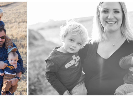 The McEwen Family | San Luis Obispo Family Photography