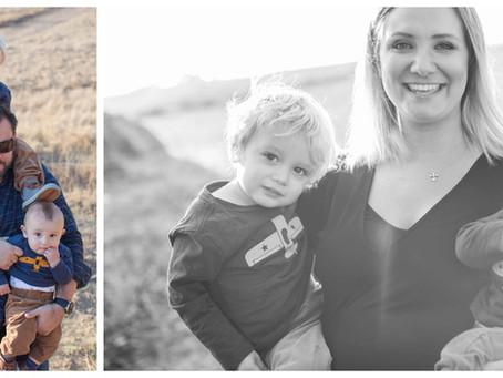 The McEwen Family | San Luis Obispo Family Photography