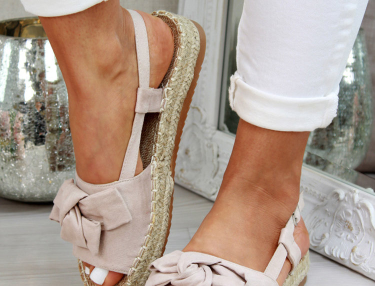 Delishoes Bow