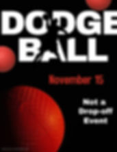 Copy of Dodgeball Championship Flyer Tem