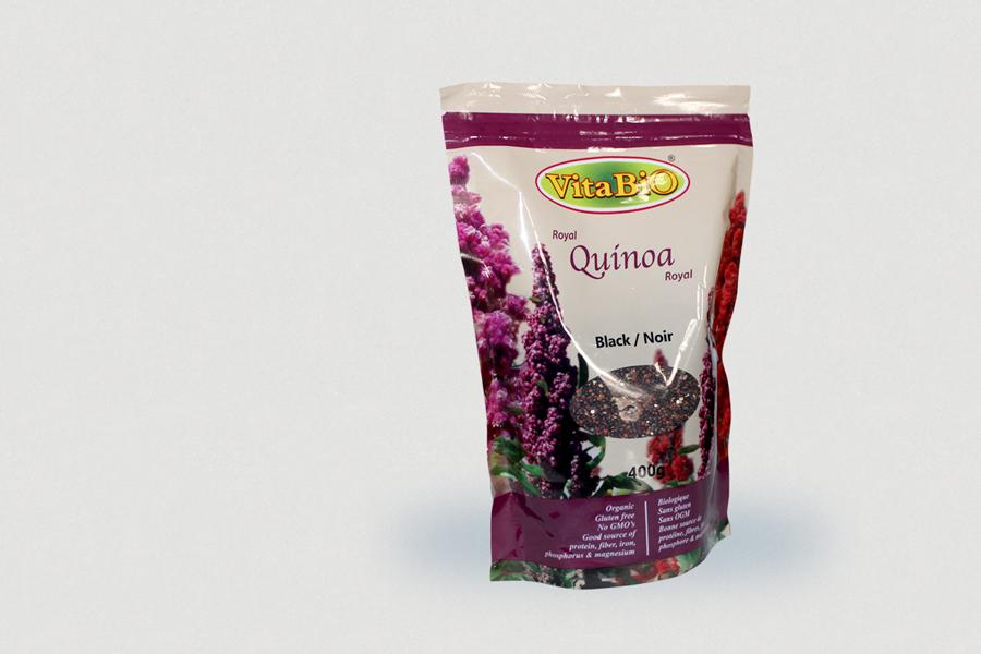 Vita Bio-Quinoa // Stand up pouch