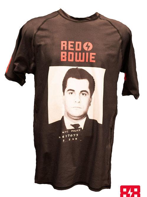 """Red Bowie - """"Gotti"""" SS Rashguard"""