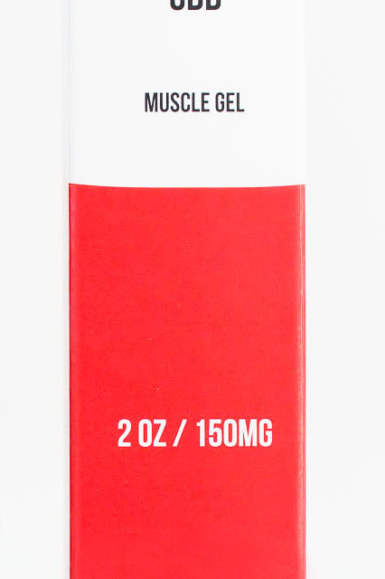 Red Bowie - Muscle Gel -150MG