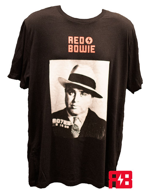 "Red Bowie - ""Capone"" T-Shirt"