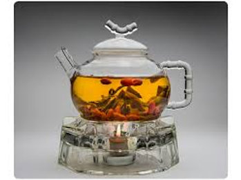 Small Glass Tea & Elixir Maker