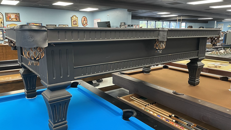 8ft Olhausen Franklin Display Pool Table