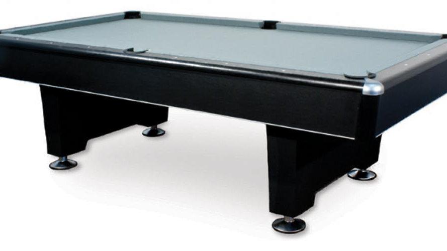 Black Diamond Pool Table