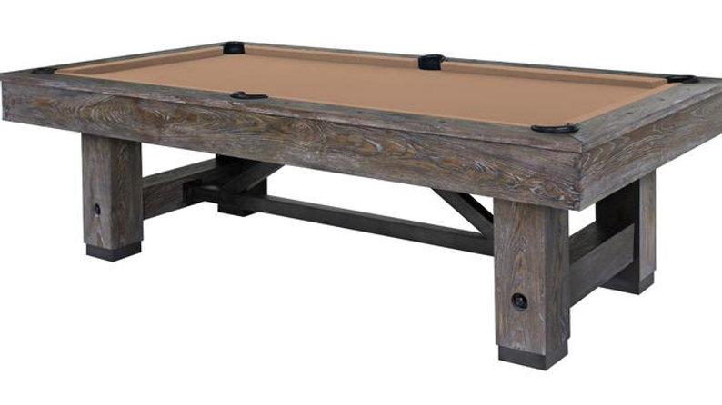 Cimarron Pool Table