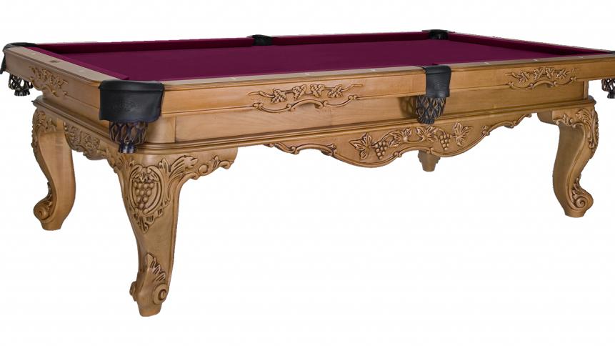 Louis XIV Pool Table