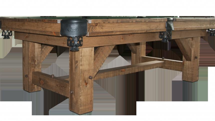 Timber Ridge Pool Table