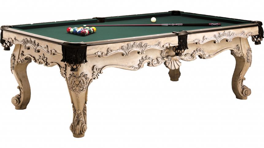 Rococo Pool Table