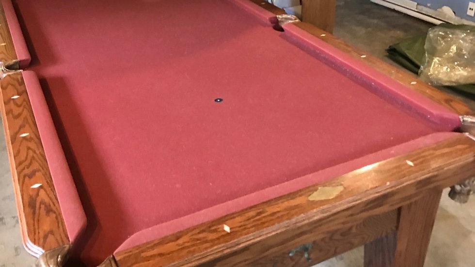 8ft ProLine Pool Table