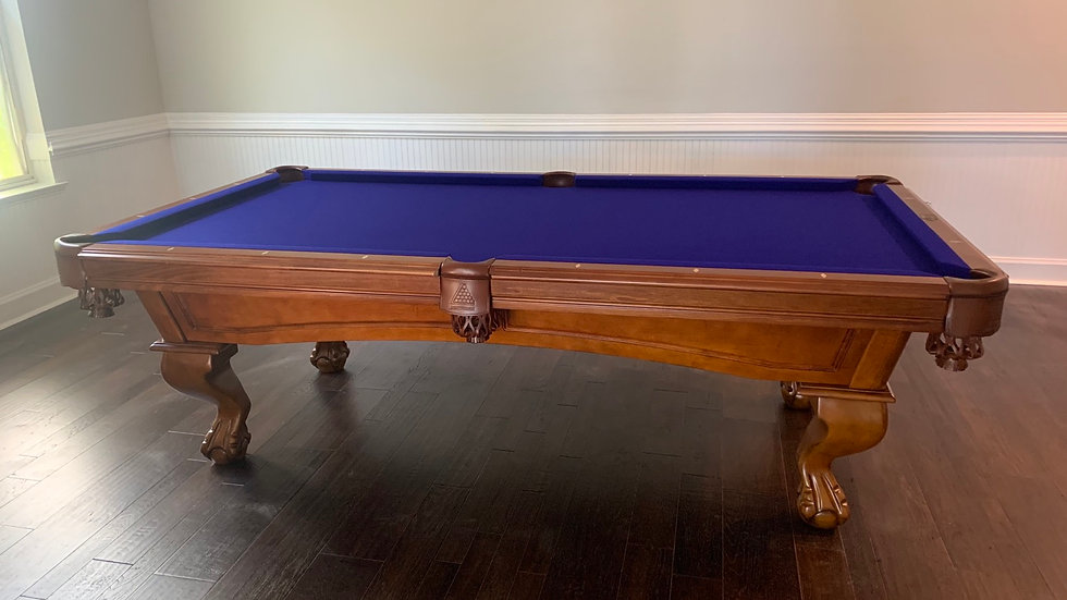 8ft Display Megan pool table