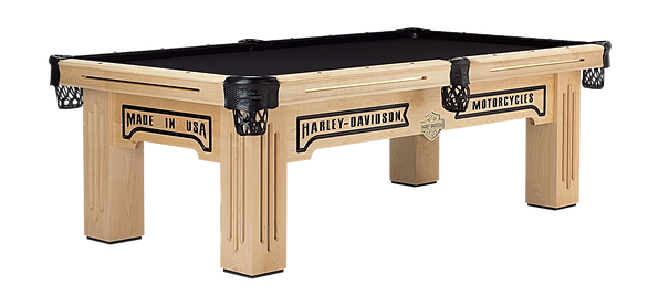 Olhausen Harley Davidson Pool Table