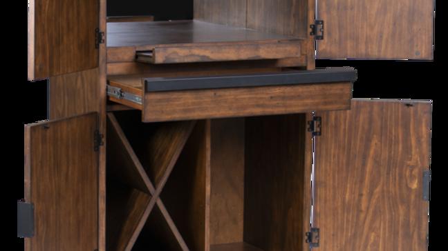 Harpeth Bar Cabinet