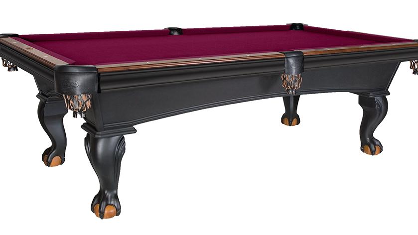 Blackhawk Pool Table