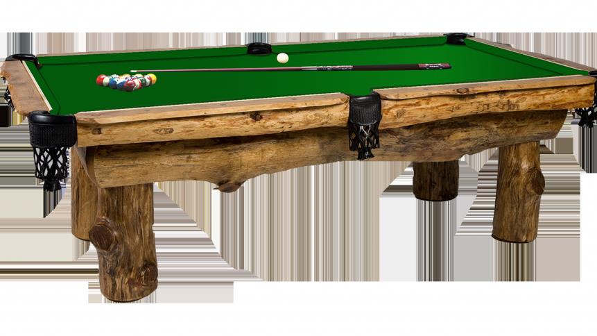 Ponderosa Pool Table