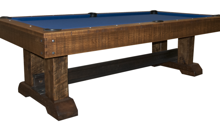 Railyard Pool Table