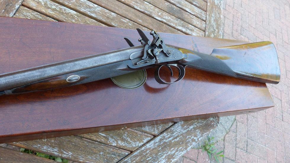 Unique Joseph Manton Shotgun