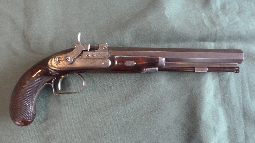 Forsyth Duelling Pistol