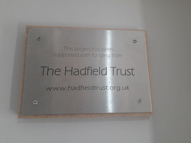 Hadfield trust plaque.jpg