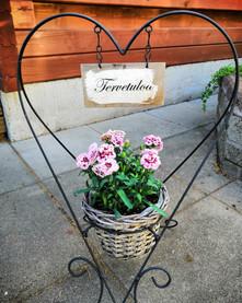 Welcome! Tervetuloa!