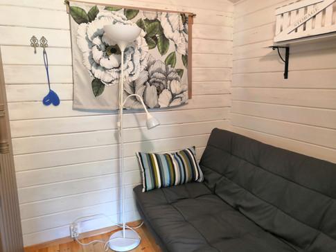 Small bedroom / Pikkukamari