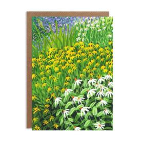 Echinacea Garden Card