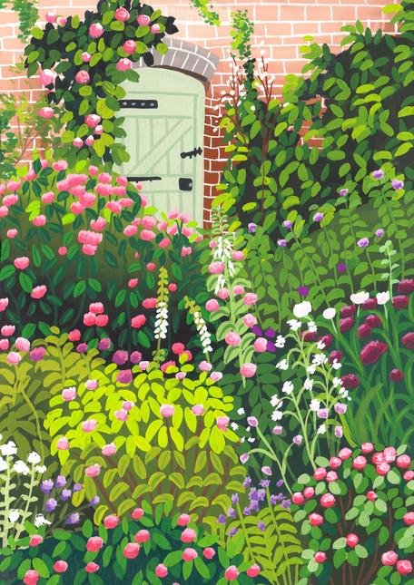 Rose Cottage Garden