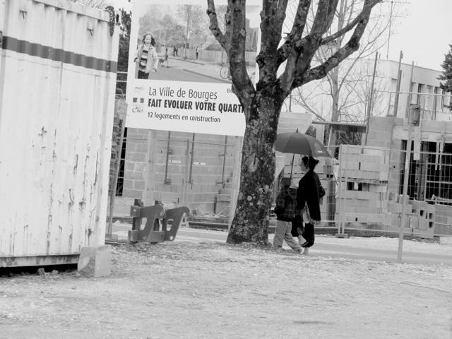 Un Pépin en Chantier -Bourges - 2011