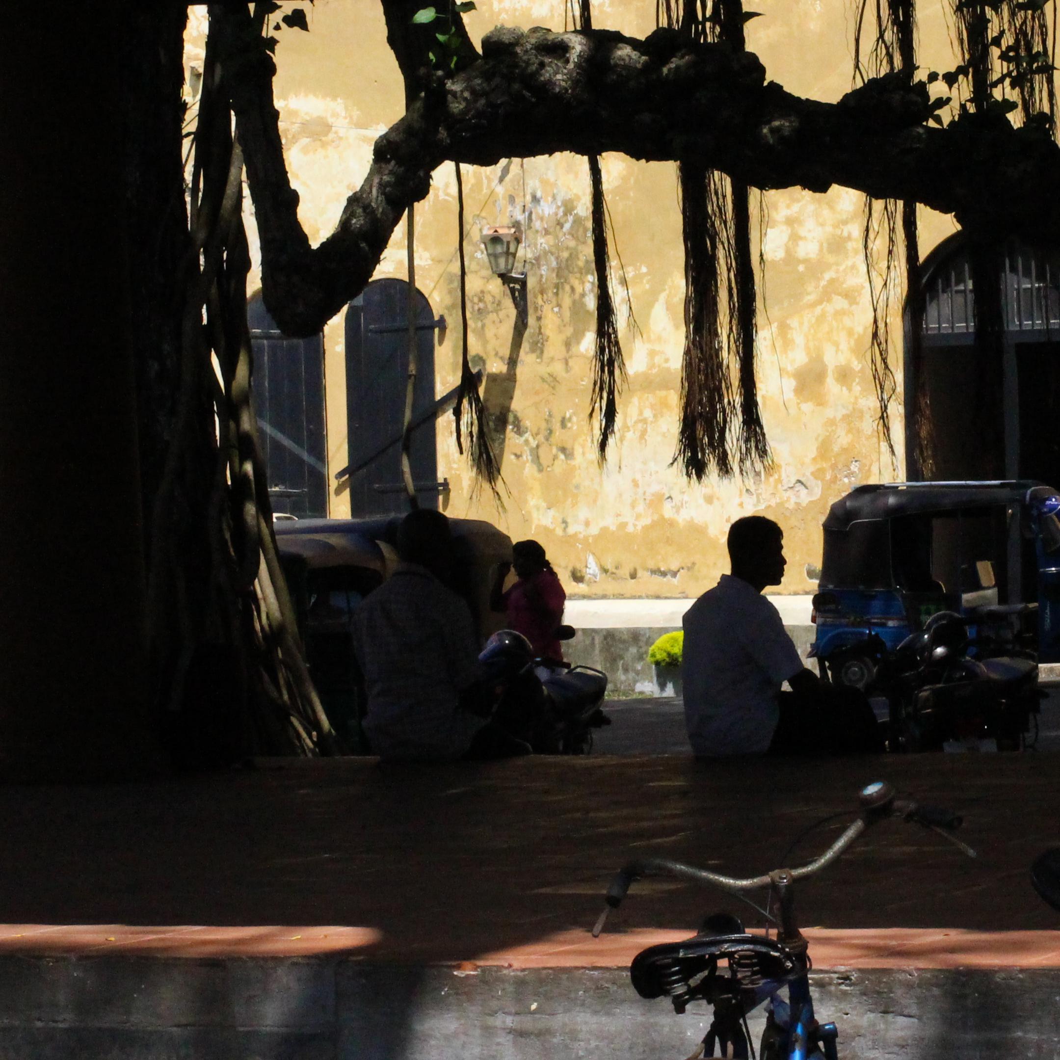 Ecouter Galle au Sri Lanka - RFI