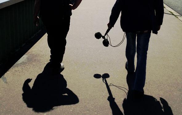 microphones, soundwalk, fieldrecording