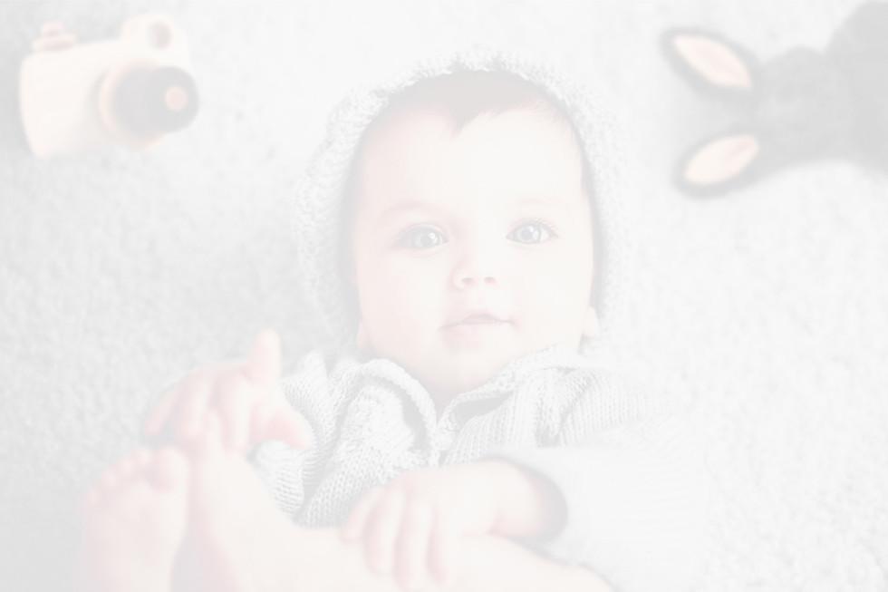 Oto stworzona komputerowo twarz dziecka mojego i Maćka. Ale po co się przyglądać...